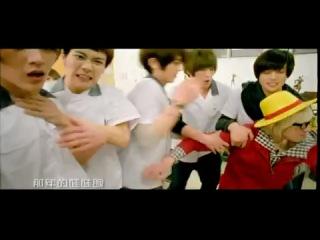 HoHo (Hou Xian) - WaWa Lian (ft. HIT-5 & S.P.Y.) MV